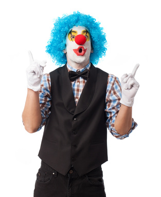 clown ruhrgebiet