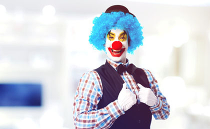 clown nrw